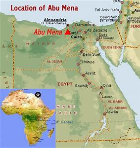 Abu Mena (Egypt) | African World Heritage Sites