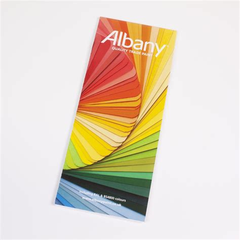 albany albany colour card designer paint