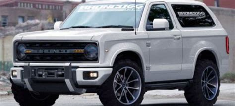 When Is The New Ford Bronco Coming Out by 2017 Ford Bronco Price Release Date Specs Design