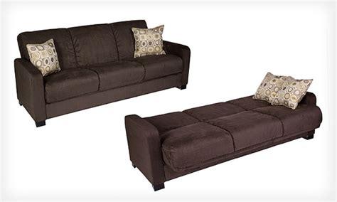 Sofa Deals by Handy Living Sleeper Sofas Groupon Goods