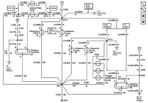 Chevy Tahoe Wiring Diagram Fuse Box