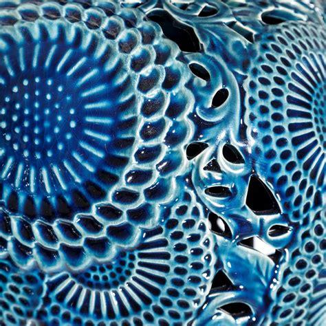 vaso etnico vaso tibor etnico decorato oggettistica etnica orientale
