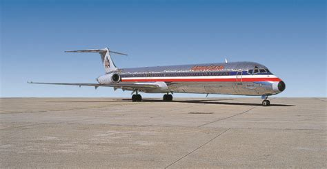 American To Retire Md80 In 2017; Faces Interesting Paxex