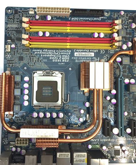 Gigabyte GA-EP45-DS4 LGA775 használt alaplap DDR2 PCI-e P45