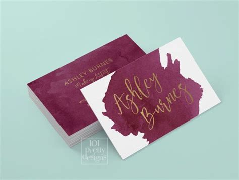 17 Best Ideas About Watercolor Business Cards On Pinterest Sample Business Plan Loading Station Questionnaire For Startup Card Printing Vosloorus Dimensions Moo Sales Mushroom Farm Ecommerce Cards