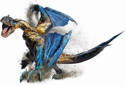 Tigrex Hunter Monster Generations Deviant Ultimate Deviants