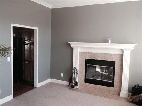 the after 1 the color is called squirrel by behr paint