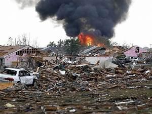 Oklahoma City Tornado Pictures   U0026 39 Total Devastation