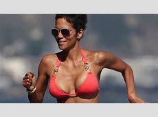 Celebrity Bikini Halle Berry Splash News Splash News