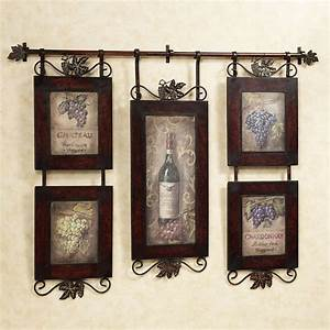 Spectacular wine old portray artwork frames as fashion