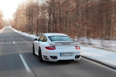 2018 Porsche 911 Turbo And Turbo S By Techart Picture