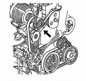 Wiring Diagram Database  Ford Escort Zx2 Serpentine Belt