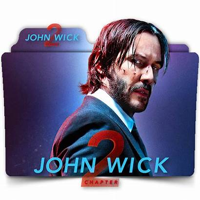 Wick John Folder Icon Chapter Movie Zenoasis