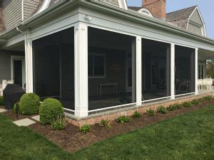 how much does it cost to screen in a porch how much does it cost to add a screened patio