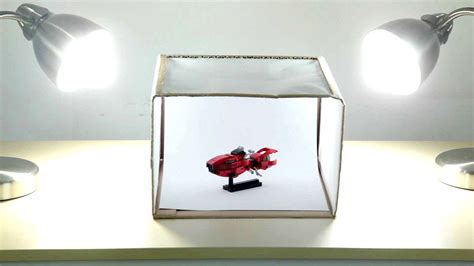 a light in the box easy and cheap photo lightbox tutorial diy