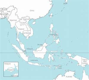8 free maps of ASEAN and Southeast Asia - ASEAN UP