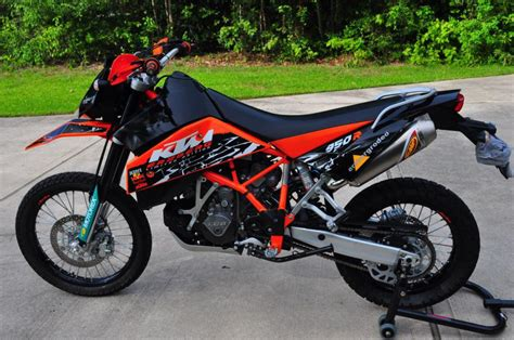 2009 Ktm Super Enduro Dual Sport For Sale On 2040-motos