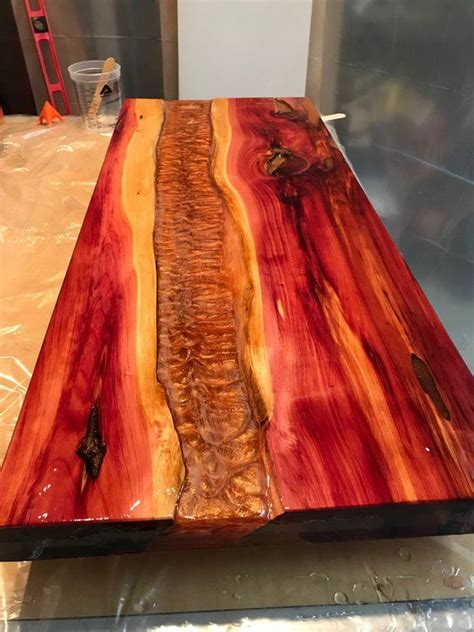 cedar river table copper color products   diy