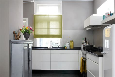 Sichtschutz In Der Küche  Vorhänge, Plissees Und Rollos