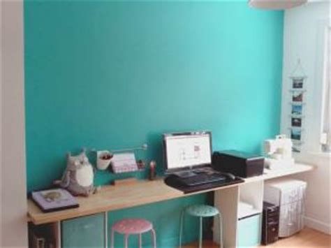 travailler dans un bureau un bureau dans lequel on aime travailler par 1air2deco