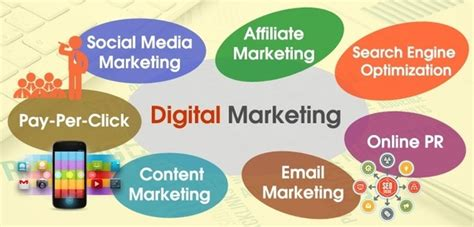 Seo Sem Digital Marketing by What Is The Difference Between Digital Marketing And Seo