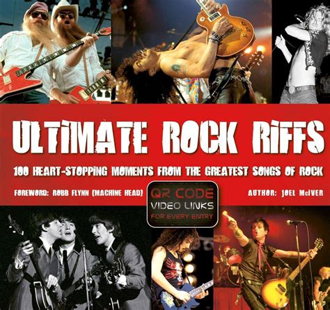 Ultimate Rock Riffs: 100 Heart-Stopping Opening Riffs from ...
