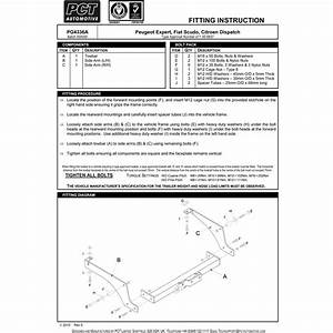 Citroen C8 Wiring Diagram