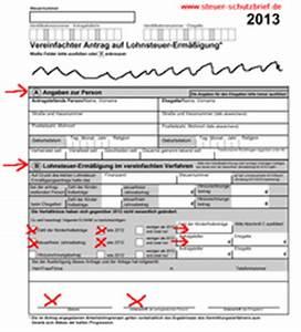 Fahrtkosten Steuererklärung Berechnen : lohnsteuerfreibetr ge f r 2013 neu beantragen steuer schutzbrief ~ Themetempest.com Abrechnung