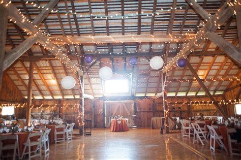 Charming Rustic Fall Wedding