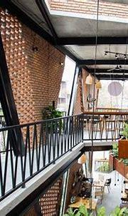 MƯA Coffee Shop / 85 Design | ArchDaily