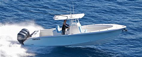 Blackfin Boats by Blackfin Boats What S The Scoop The Hull