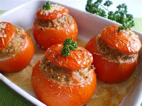 recette de cuisine traditionnelle tomates farcies maison la meilleure recette