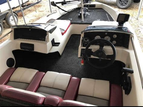 Boat Parts Hendersonville Tn by 97 Quantum 170xd Fish Ski Boats Marine In