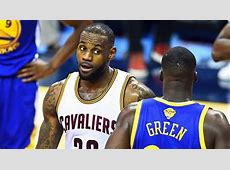 Draymond Green Fires Back at Comments Made by LeBron James