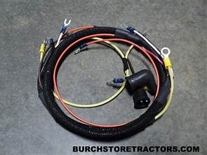 New Wiring Harness For Ford Naa  Jubilee Tractors  Faf14401b  Free Shi  U2013 Burch Store Tractors