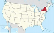 File:New York in United States.svg - Wikivoyage, guida ...