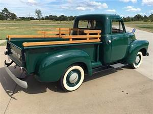 1953 Chevy 3100 Ad Pickup Truck For Sale