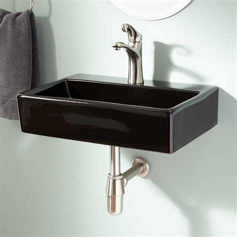 wall mounted basin sink hshire wall mount sink bathroom
