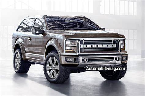 2018 Ford Bronco Interior Images For Iphone