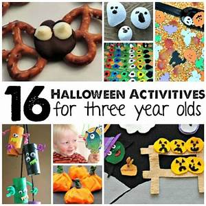 16 Halloween Activities For 3 Year Olds – Page 6