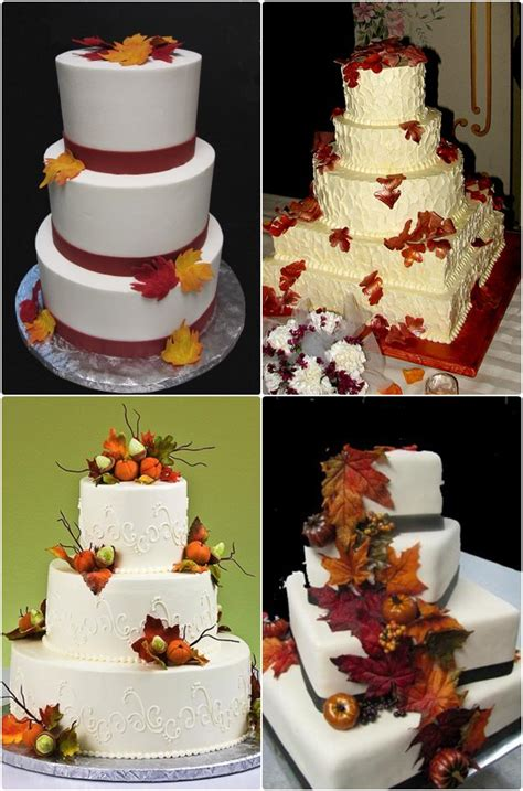 autumn wedding ideas decorate with autumn foliage