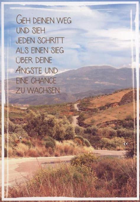 postkarte sinnspruch geh deinen weg spr 252 che postkarten