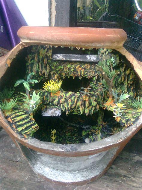 Aquarium paling unik yang ada di pasaran indonesia. aquarium unik