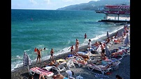 Yalta, Crimea - Russia/Ukraine. HD Travel. - YouTube