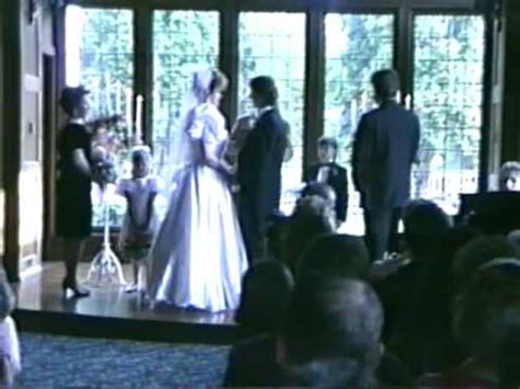 patti bruces wedding youtube