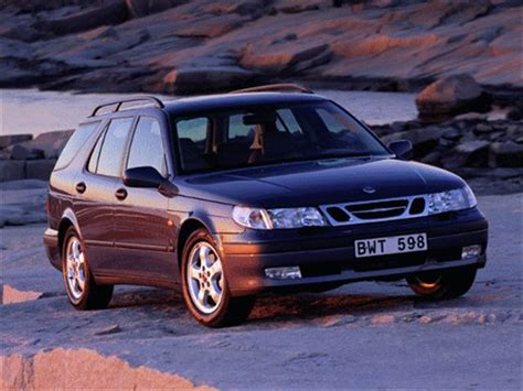 blue book value for used cars 1999 saab 42133 engine control 2000 saab 9 5 se wagon 4d used car prices kelley blue book