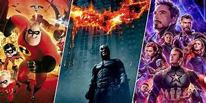 50, Highest, Grossing, Superhero, Movies, Of, All, Time, Ranked