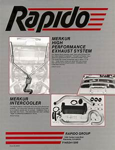 Merkur Xr4ti Repair Manual