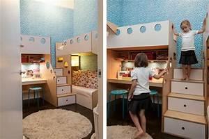 decoration chambre pour 2 filles With chambre pour 2 garcons