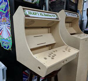 Bartop Cabinet Kit by Easy To Assemble Xl Bartop Tabletop Arcade Cabinet Kit W